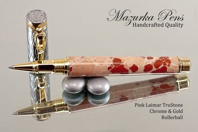 Pink Larimar TruStone