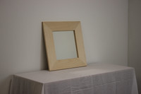 "CLEARANCE - Birch Mirror 20"" x 20"""