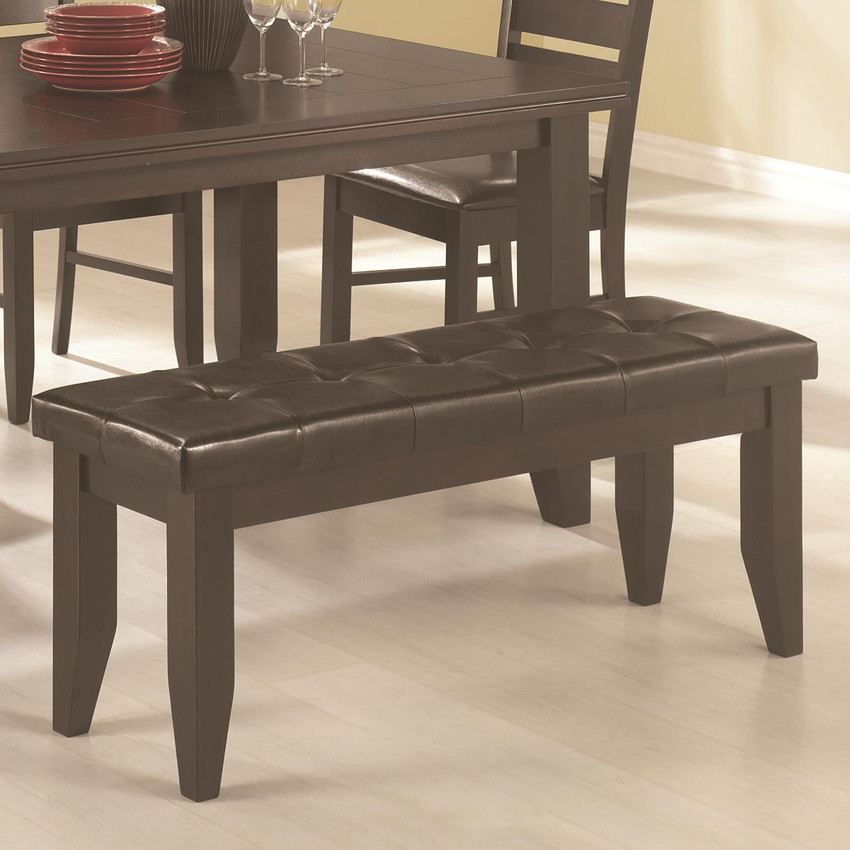 Dining Benches And Tables: Page Contemporary Bench