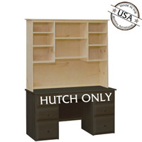"Riverdale Hutch, 57"" Wide"