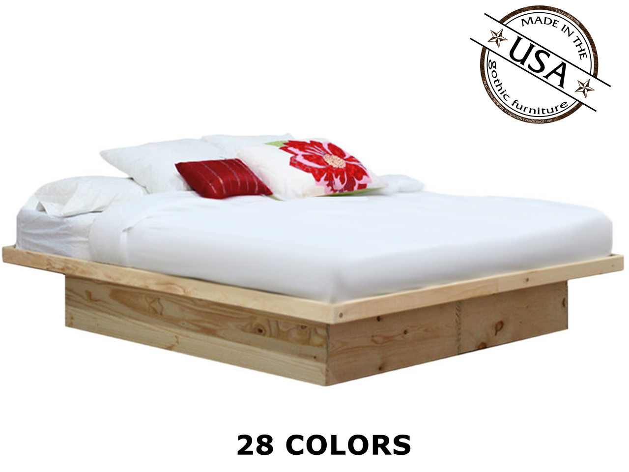 ideas king storage size of platform contemporary with bed