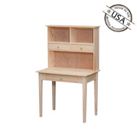 Desk & Hutch Set