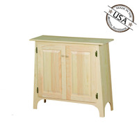 American Pride Two Door Hall Cabinet