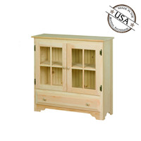 Country Display Cabinet