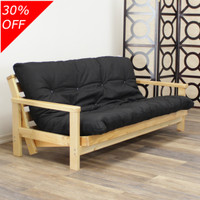Full Size Futon Frame and Futon Mattress