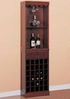 Traditional Wine Wall Bar Unit