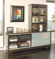 CUSTOM - Free Standing Side Wall Unit