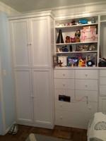 CUSTOM - Kids Built-In Bedroom Storage