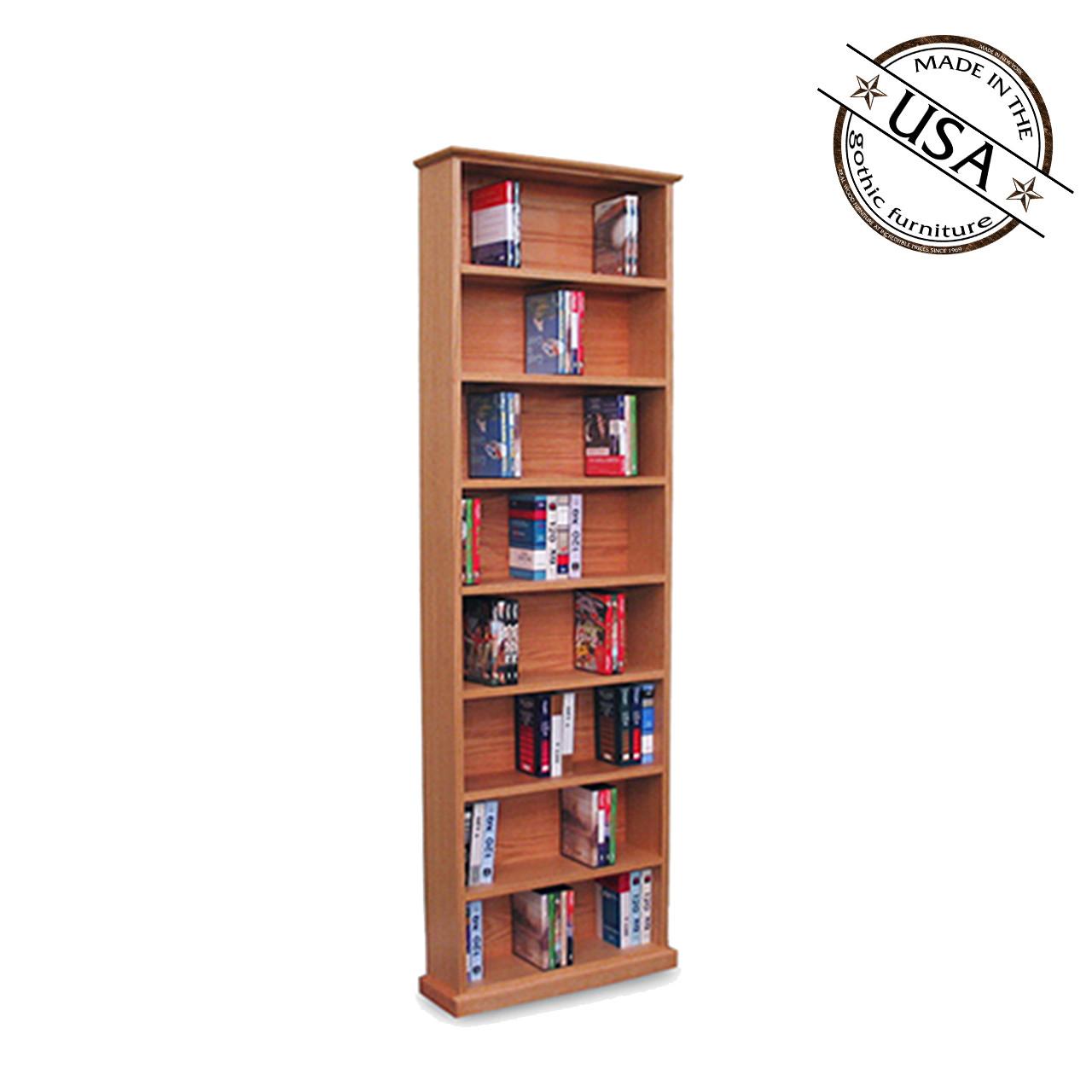 Image 1  sc 1 st  Gothic Cabinet Craft & DVD / BLU-RAY / VHS Media Storage 75