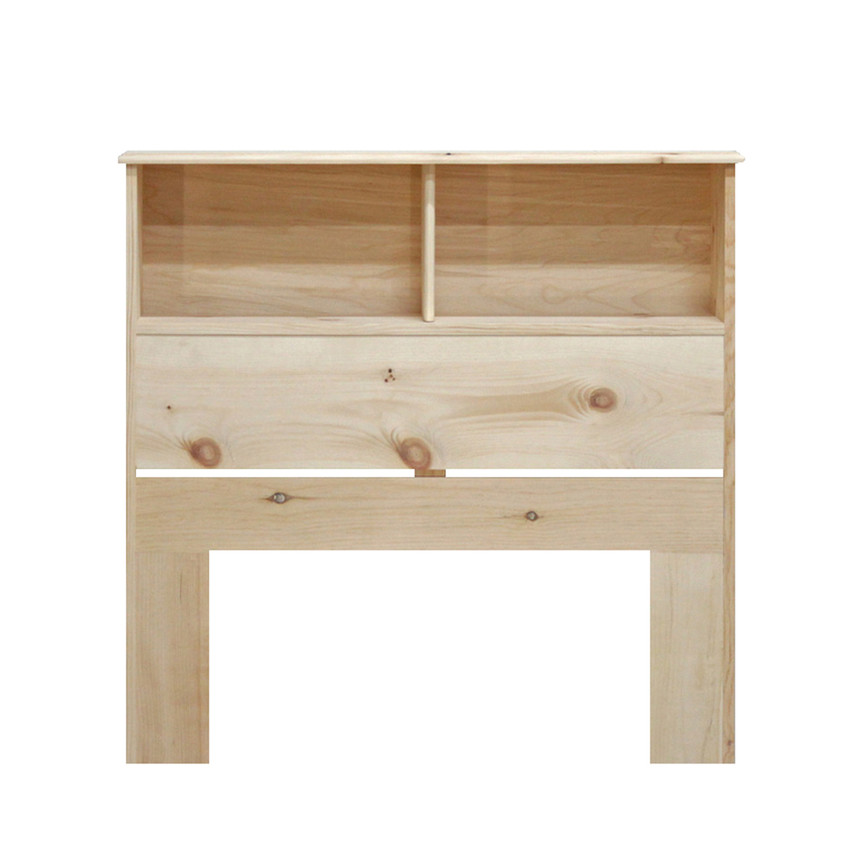 Twin Bookcase Headboard 36 Quot High In Pine Gothic Furniture