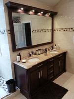 CUSTOM - Bathroom Sinks and Vanity