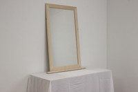 CLEARANCE - Birch Mirror 24 x 40