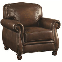 Manchester Chair   100% Leather
