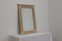 CLEARANCE - Rosette Mirror