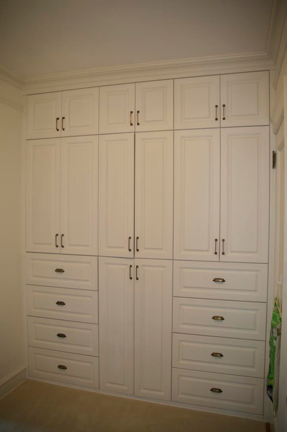 Custom Built In Wall Units Gothic Cabinet Craft