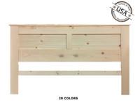 King Panel 2½ x 79½ x 46 | Pine Wood