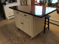 Custom - Kitchen Island