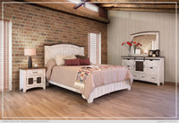 Pueblo 4 Piece Bedroom Set