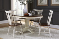 Cottage 5 Piece Dining Set