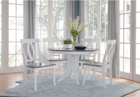 "Sienna 48"" Table with 4 Chairs"