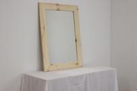 CLEARANCE - Pine Mirror