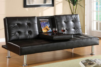 Orinda Multifunctional Futon Sofa