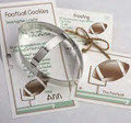 Ann Clark Cookie Cutter - Football