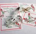 Ann Clark Cookie Cutter - Hummingbird