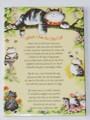 Leanin Tree Magnet - Old Cat Poem