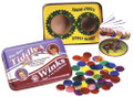 Tin Box Toys - Tiddly Winks Game