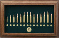 Tatonka Bullet Board - The American Heritage Collection