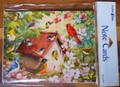 Leanin Tree 8 Pack Card Set - Lots of Birds