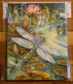Leanin Tree 8 Pack Card Set - Dragonflies - Jody Bergsma