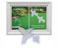 Window Alert Decal Static Cling Hummingbirds 4 pack