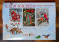 Leanin Tree CHRISTMAS 20 Box Set - Holiday Songbirds, Birds