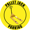 Pallet Jack Parking Sign