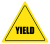 Custom Yield Safety Sign