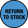Return To Stock Sign