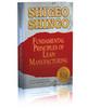 Fundamental Principles of Lean Manufacturing Shigeo Shingo Book