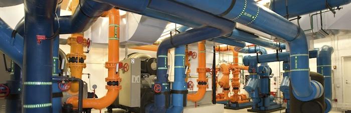 industrial pipe marking tape