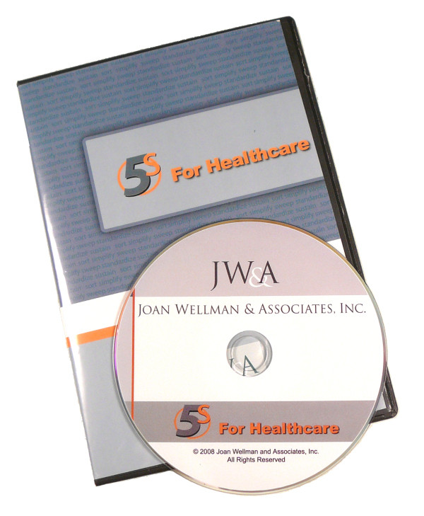 5S For Healthcare DVD Will Help In Your Training Course