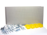 Industrial Pegboard Kit 24x48