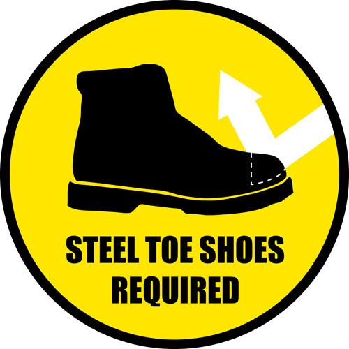 Custom Size Steel Toe Shoes
