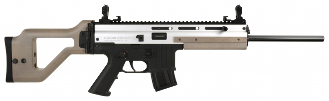 The Precision version of the Anschutz MSR RX22