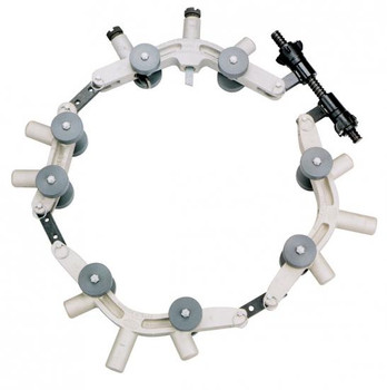 """Rotary PE Pipe Cutter and External Bead Remover 14"""" - 18"""""""