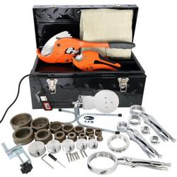 """Jackman Socket Fusion Welder Complete Tool Set 3/4"""" - 4"""" IPS"""