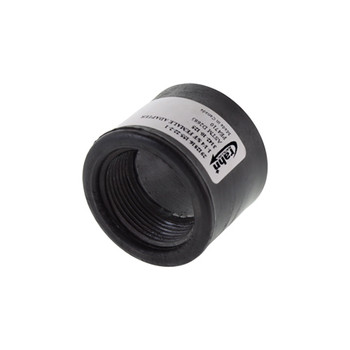 "1-1/4"" IPS Socket Fusion x 1-1/4"" All HDPE Female Threaded Transition (NON PRESSURE)"
