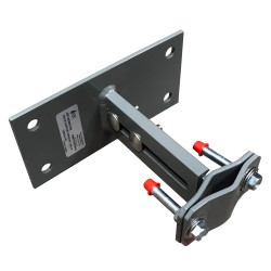 Adjustable Meter Riser Bracket