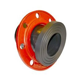 Ductile Iron Backup Ring Only - Hdpe Flange Adapter Sold Separately