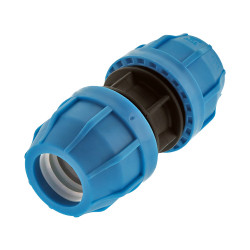 "1-1/2"" IPS Compression Coupling"